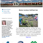 Currituck Extension E-News