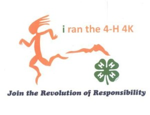 Cover photo for 4-H 4K Success!