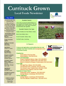 Cover photo for Are You Looking for Currituck Grown Produce?
