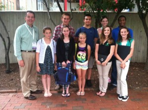 Cover photo for Currituck County 4-H'ers win honors at State 4-H Congress