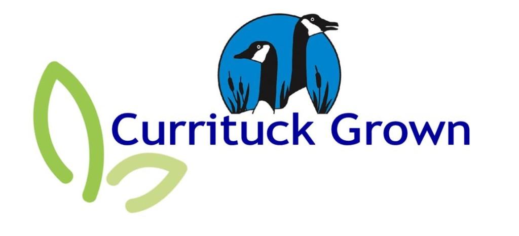 Currituck Grown logo