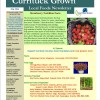 Currituck Grown Local Foods News May 2014
