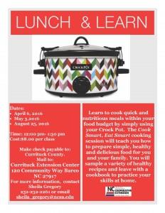 lunch&LearnCrockpotflier