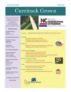 Currituck Grown Local Foods August 2016  _Page_1