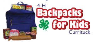Cover photo for 4-H Backpacks for Kids Program Needs Your Help