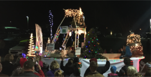Cover photo for Kick Off the Holiday Season With the Currituck County Holiday Parade and Tree Lighting!