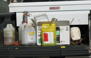 Cover photo for Pesticide Disposal Held by NC Cooperative Extension and NCDA & CS