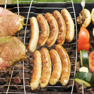 Grilling out image