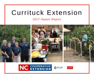 Cover photo for Currituck Extension Impacts - 2017