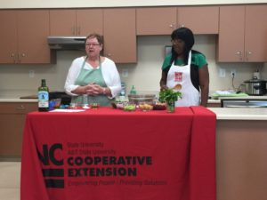 Extension Master Food Volunteer Program