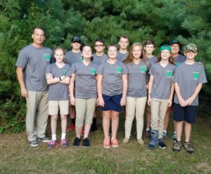 Currituck 4-H Sharpshooters Team