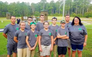 Cover photo for Currituck County's 4-H Sharpshooters Shine at State Tournament