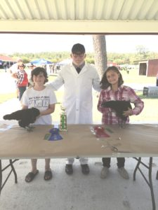 Cover photo for 4-H Rabbit and Domestic Poultry Show