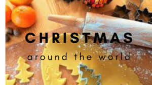 Cover photo for International Foods for Kids: Culinary Passport-Christmas Around the World
