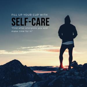 self-care flyer