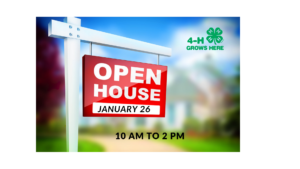 Cover photo for Currituck County 4-H Open House