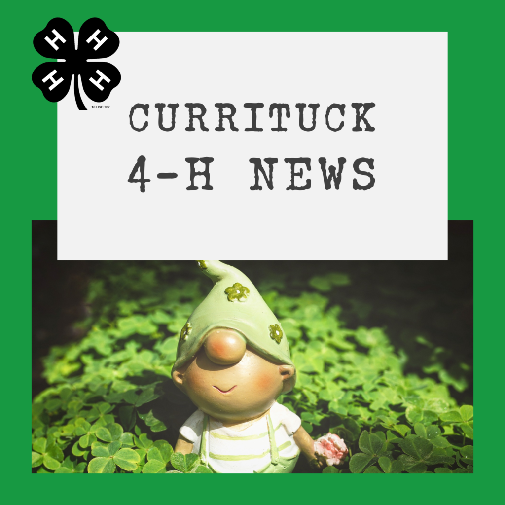 Currituck 4-H News