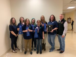 winners of Horse Bowl competition