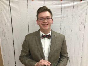 Henry Gregory Dozier IV, 2019 Currituck ECA Scholarship Recipient
