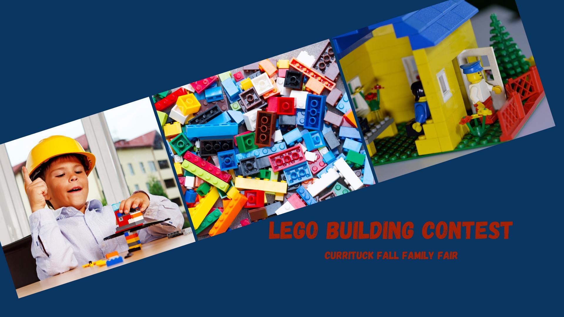 lego building contest