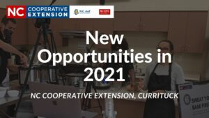 "background of kitchen with words ""New Opportunities in 2021"""