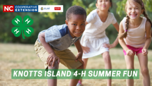 Knotts Island 4-H Summer Fun