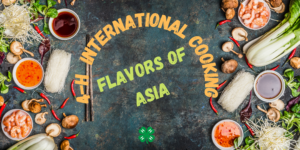 flavors of Asia flyer