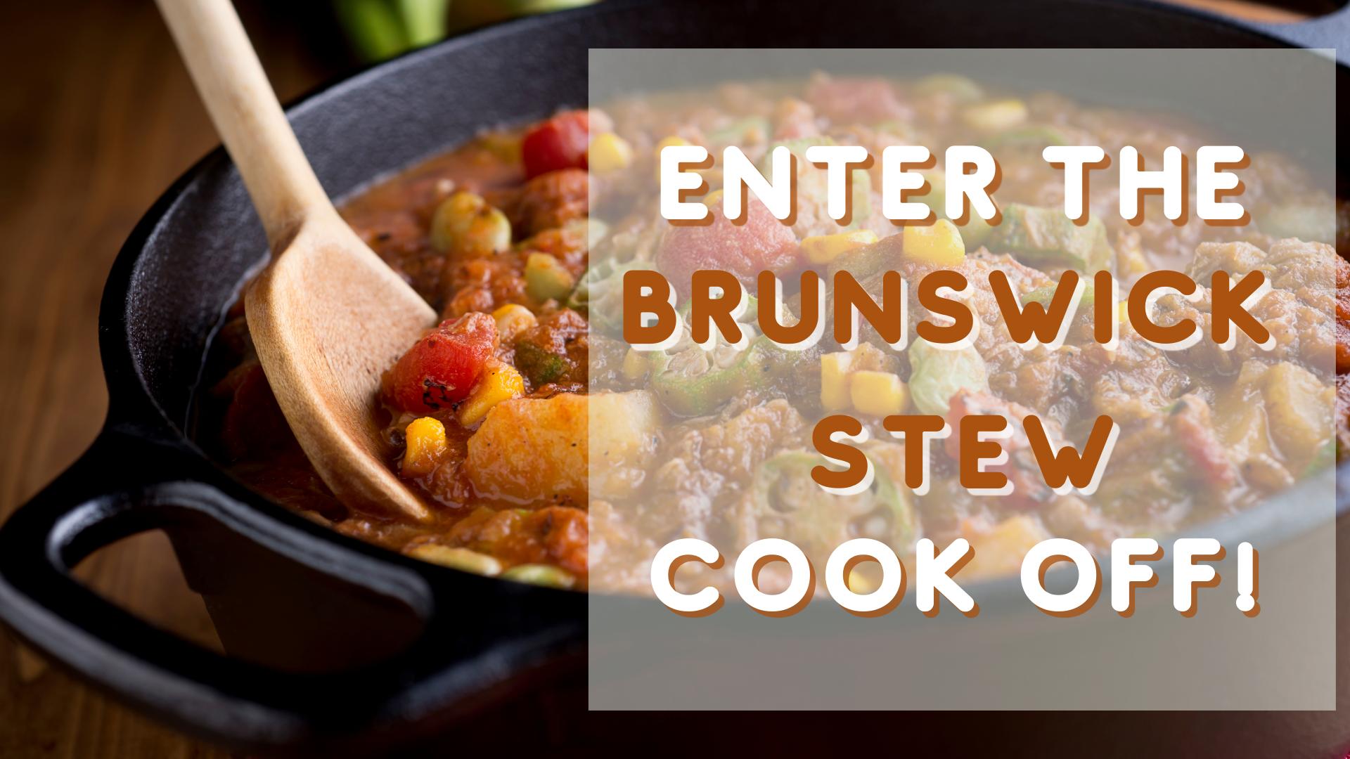 Brunswick Stew Cook off
