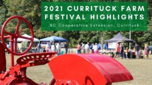 Cover photo for Currituck Farm Festival a Huge Success!