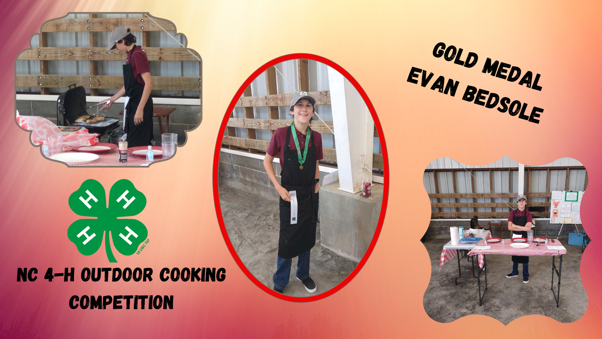 outdoor cooking champion